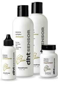 DHT Sensor Hair Loss Treatment Products