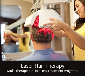 Laser Hair Therapy Treatment