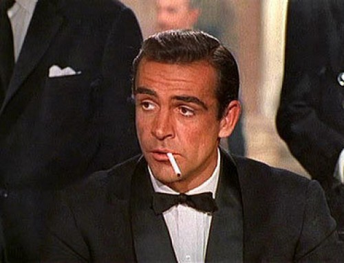 Sean Connery Wore a Hairpiece in Every Bond Film