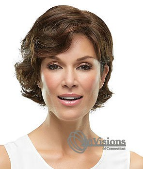 Topper Wig for Thinning Hair Women - Connecticut