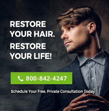 Connecticut Hair Restoration Men Women