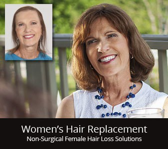 Womens Hair Replacement Connecticut