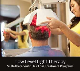 Low Level Light Therapy Treatment